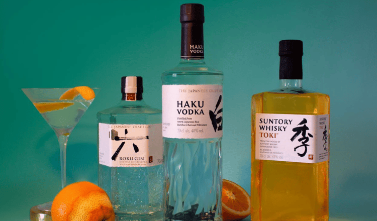 Get A Free Cocktail Making Kit When You Purchase One Of These Luxury Spirits